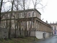 Kronprinzenpalais Berlin back left