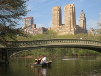 Lake in Central Park, NYC - IMG 5732