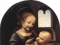 Leonardo da Vinci: Benois Madonna (1475-1478)