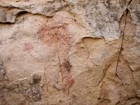 Petroglyphe, Tadrart Acacus, West-Libyen
