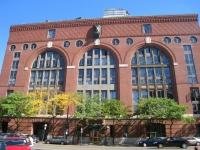 Lincoln Wharf, Boston - front facade