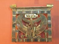 Pektoral mit dem Name von Ramses II., Sakkara, 19. Dynastie (Sammlung Louvre, Paris)