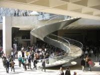 Lobby des Louvre