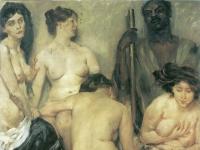 Lovis Corinth: Der Harem (1904)