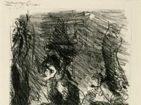 Lovis Corinth Kreuzigung