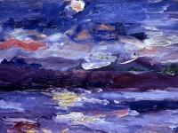 Lovis Corinth Walchensee 1920
