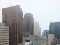 Lower Auckland CBD, Skyscrapers