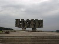 Lublin - Majdanek - 001 - Monument
