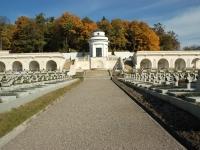 Grabanlage für die Verteidiger von Lemberg 1918, Polen