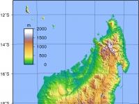 Madagascar_Topography
