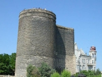 Maiden Tower (Baku) 2007