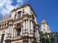 Malaga: Das Rathaus
