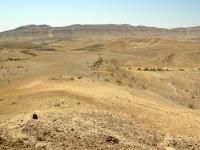 Makhtesh Gadol, Negev, Israel.