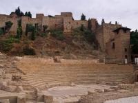 Malaga: Maurische Alcazaba und Römisches Theater
