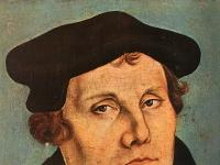 Martin Luther, Portrait von Lucas Cranach d. Ä. (1529)