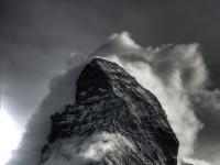 Matterhorn: Nord-Ost-Seite (North-east side)