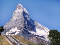 Matterhorn_and_Gornergratbahn