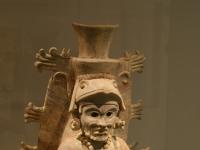 Ein Sonnengott der Maya