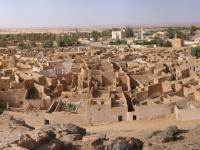 Medina von Ghat, Libyen