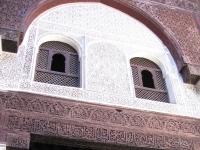 Meknes: Medersa Bou Inania