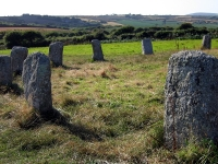 Merry Maidens, Cornwall, England
