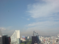 Mexico df skyline