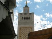 Minaret Zitouna nord