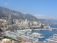 Monaco city and harbour 02