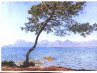 Monet_-_Cap_de_Antibes_auf_das_Esterelgebirge