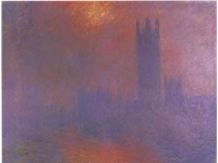 Monet_-_Parlament_in_London_Wolken_verhangene_Sonne