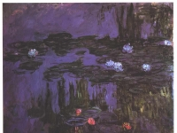 Claude Monet: Seerosen