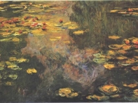 Claude Monet: Seerosen | Waterlilies