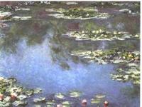 Claude Monet: Seerosen (1906)
