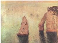 Monet_-_Segelboote_hinter_der_Nadel_bei_Eretat_1885