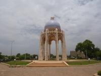 Monument_Al_Quoods_-_Bamako