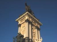 Monument für Alfonso XII. von Spain, Madrid