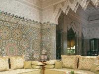 Marokkanische Lounge