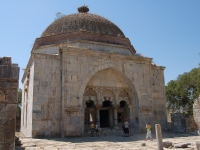 Mosque Ilyas Bey exterior