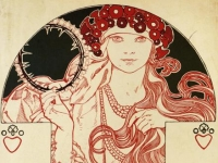 Mucha-Exhibition Brooklyn Museum-1921