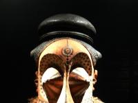 Helmmaske mulwalwa, Demokratische Republik Kongo (Ethnologisches Museum, Berlin-Dahlem)