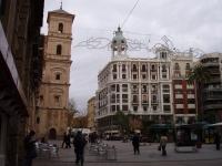 Murcia, Santo Domingo Platz
