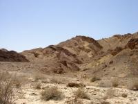 Nahal Paran, Negev-Wüste, Israel.