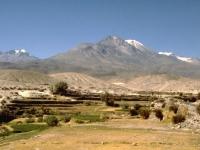 Nevado Chachani, Peru