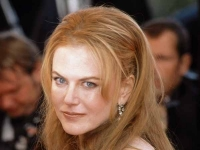 Nicole Kidman in Cannes in 2001
