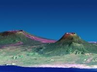 Nyiragongo und Nyamuragira