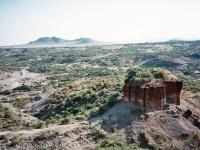 Olduvai-Schlucht, Tansania