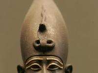 Statue von Osiris, Louvre Museum, Paris