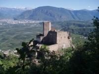 Burg Hocheppan, Südtirol, Italien