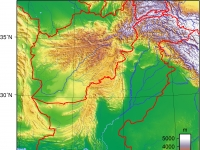 Pakistan_Topography