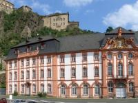 Der Dikasterialbau in Koblenz-Ehrenbreitstein